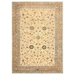Large Antique Persian Khorassan. Size: 13 ft. 2 in x 18 ft. 8 in