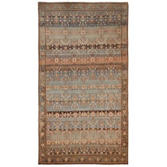 """Large Antique Persian Malayer Rug. Size: 11' 6"""" x 20' 2"""" (3.51 m x 6.15 m)"""