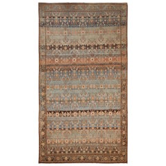 Large Antique Persian Malayer Rug