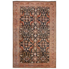 Large Antique Persian Sultanabad Rug. 12 ft x 19 ft 2 in