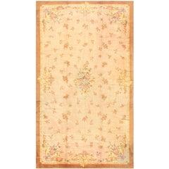 Large Antique Spanish Carpet. Size: 10 ft 7 in x 18 ft (3.23 m x 5.49 m)
