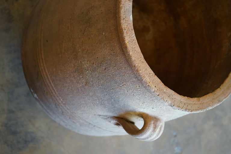 18th Century and Earlier Large Antique Spanish Vessel For Sale