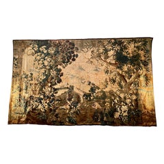 Large Antique Tapestry
