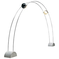 Large Arditi 'Ponte' Floor Lamp for Sormani