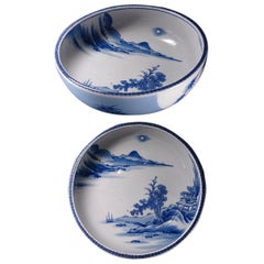 Large Arita Bowl Beautifull Japanese Porcelain 19th Century Edo/Meiji Period