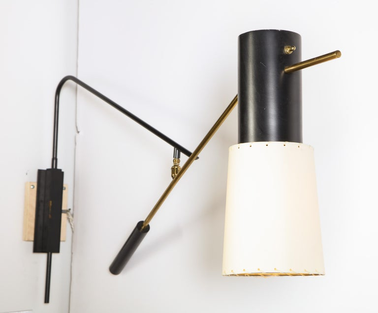 French Large Arlus Sconce For Sale