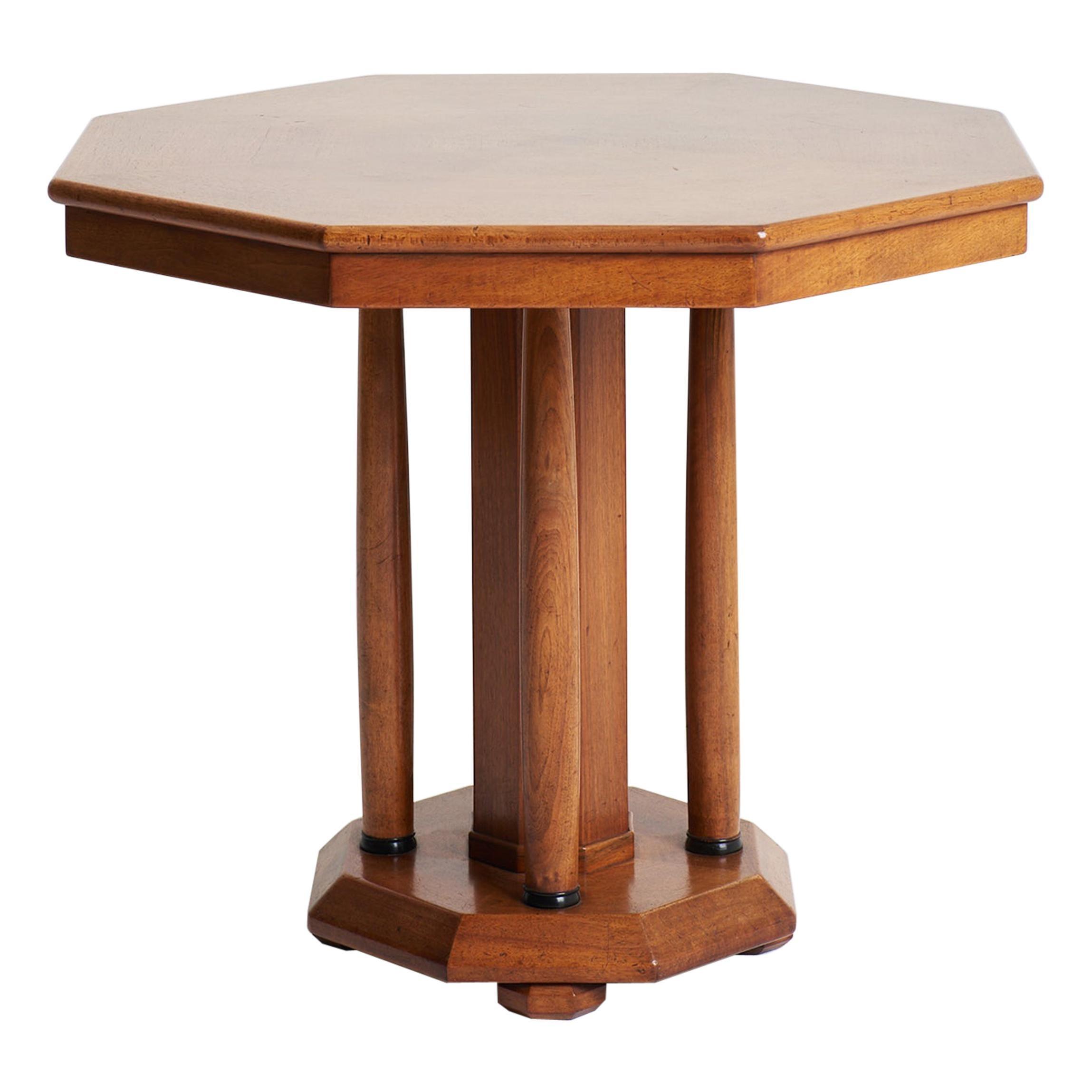 Large Art Deco Centre Table