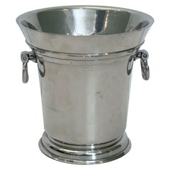 Large Art Deco Champagne Bucket or Bottle Holder from France