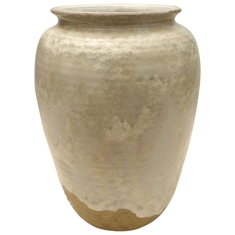 Large Art Deco Vase by W.C. Brouwer For Sale