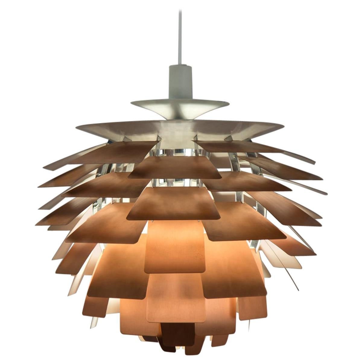 Large Artichoke Lamp by Poul Henningsen