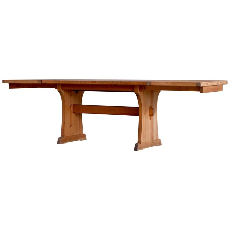 "Large Axel Einar Hjorth ""Sport"" Table by Nordiska Kompaniet, 1930s For Sale"