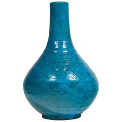 Large Baluster Vase