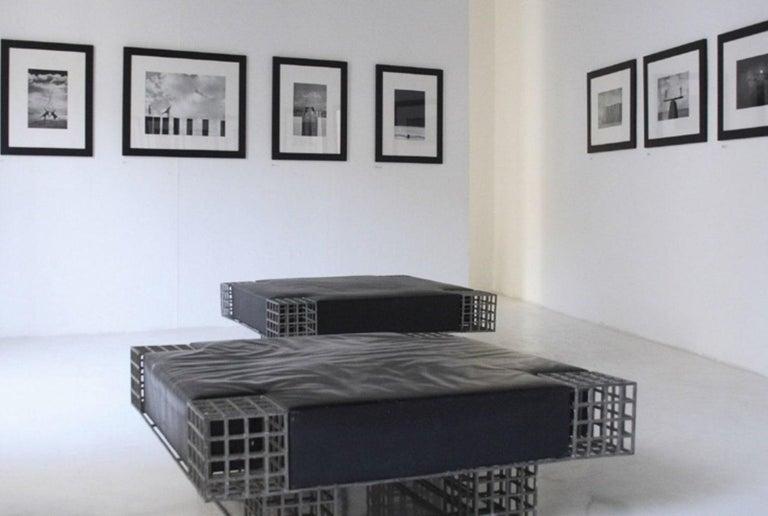 Large Bench Ottoman by Carla Sozzani in Milan, 1990s For Sale 7