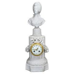 Large Biscuit Clock, Marie-Antoinette