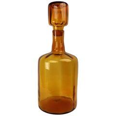 Large Blenko Bottle
