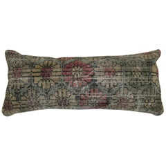 Large Bolster Turkish Deco Shabby Chic Rug Pillow