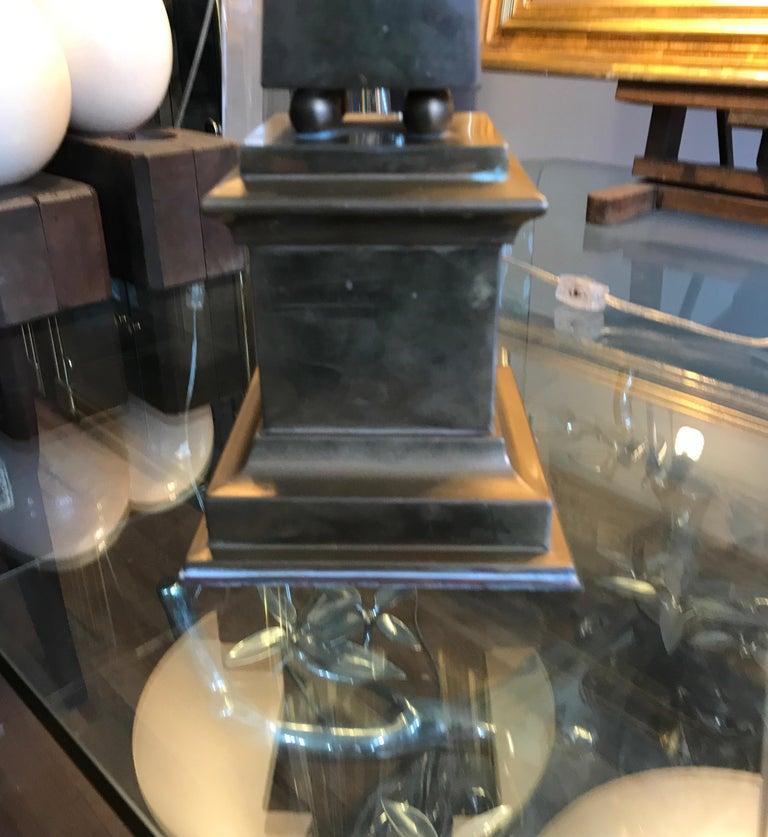 Large Brass Obelisk For Sale 5