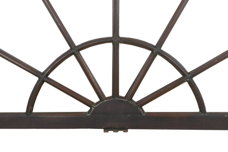 Large Bronze Clad Arched Windows In Good Condition For Sale In Minneapolis, MN