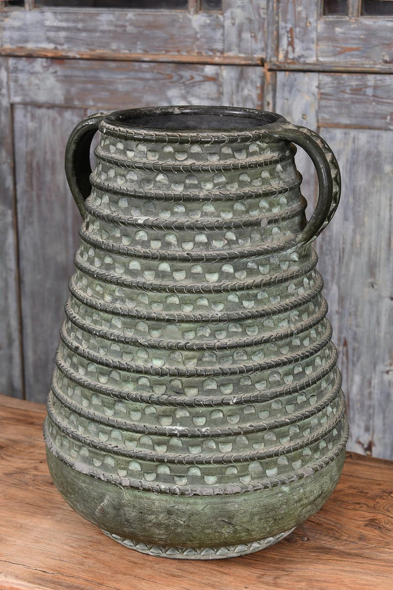 Large Bronze French Vase For Sale 9