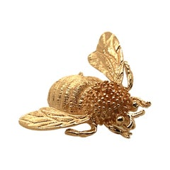Large Bumble Bee Pin/Brooch