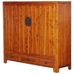 Large Cabinet in Peachwood