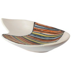 Large Ceramic Bowl Vide Poche by Roger Capron
