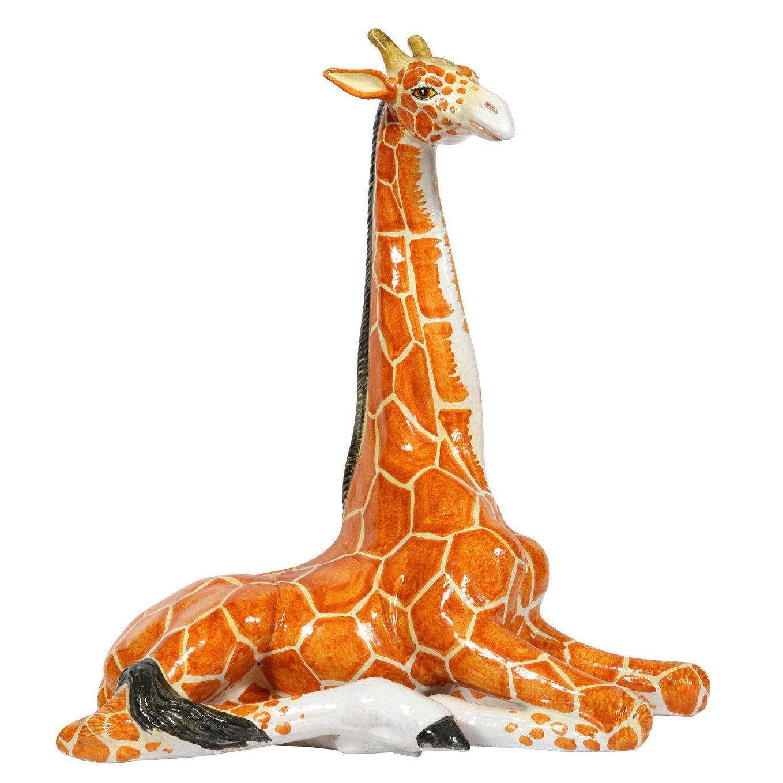 Large Ceramic Giraffe