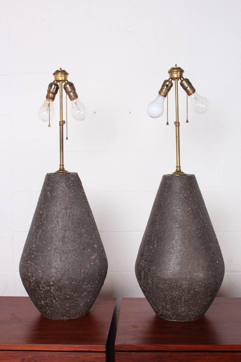 Large Ceramic Lamps For Sale 8