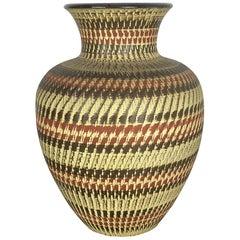 Large Ceramic Pottery Floor Vase by Dümmler and Breiden, Germany, 1950s
