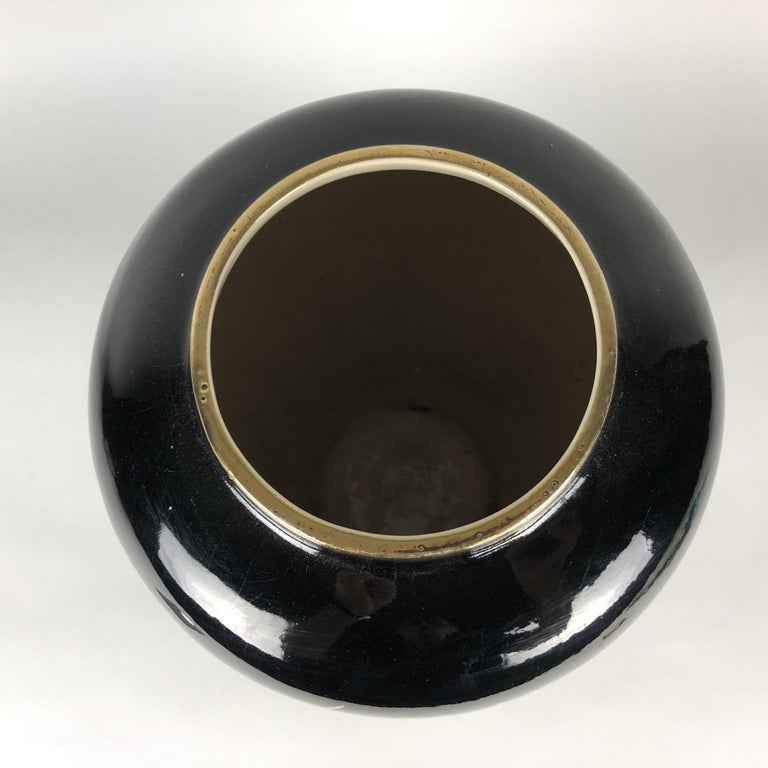20th Century Large Ceramic Vase by Scheurich, Germany 1960s For Sale