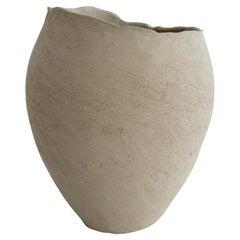 Large Ceramic Vessel by Naja Utzon Popov