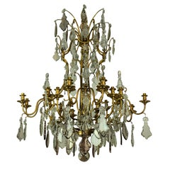 Large Chandelier by Baccarat of Paris