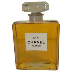 Large Chanel No.5 Perfume Fatice