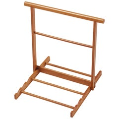 Gae Aulenti Large Chevalet d'Orsay Wooden Easel for Frames by Bottega Ghianda