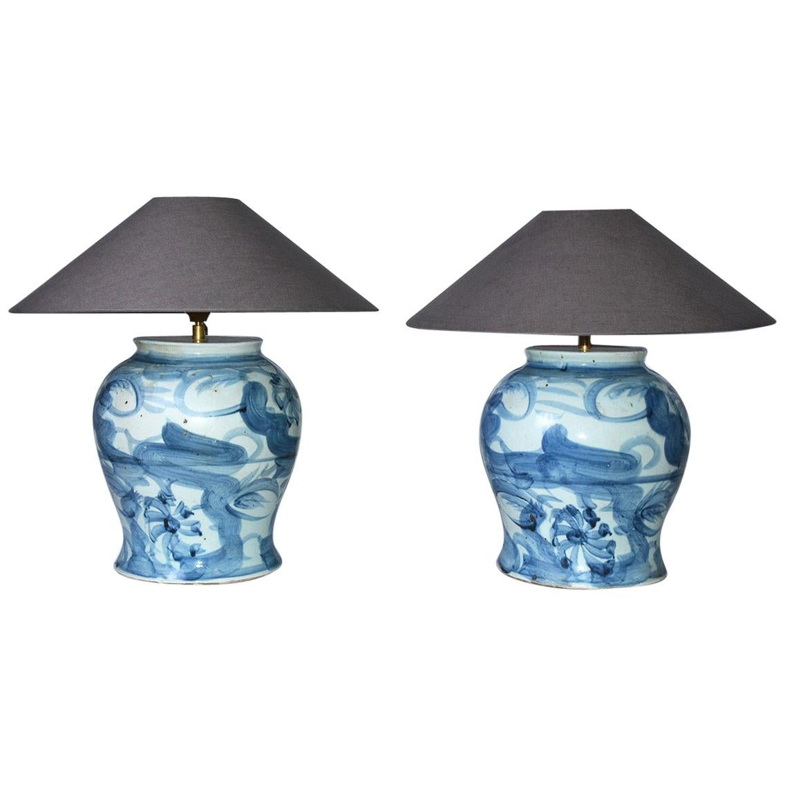 chinese export table lamps 206 for sale at 1stdibs rh 1stdibs com