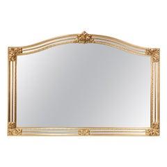 Large Classic De Knud Wall Mirror