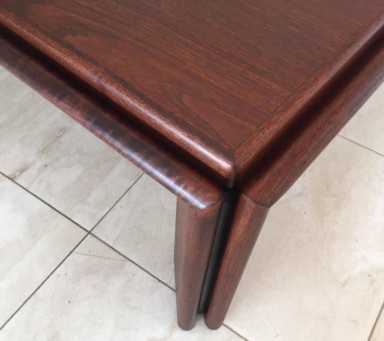 Large Coffee Table by Afra and Tobia Scarpa, Italy For Sale 4
