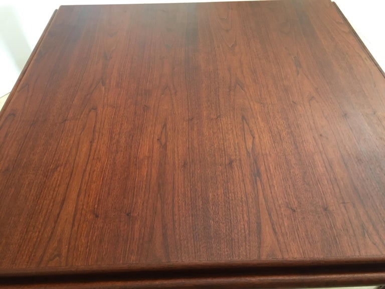 Large Coffee Table by Afra and Tobia Scarpa, Italy For Sale 1