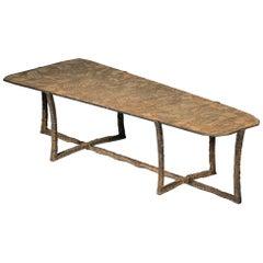 Large Coffee Table Danke Studio by Bryan Parlati