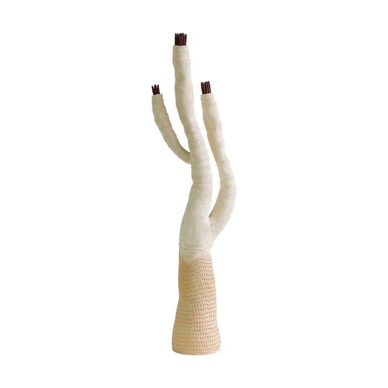 Large Contemporary Ceramic Coral Sculpture, Grand Corail For Sale