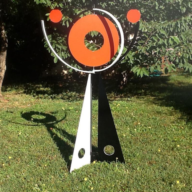 Large Contemporary Modern Sculpture Mobile In New Condition For Sale In Auribeau sur Siagne, FR