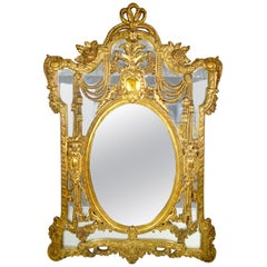 Large Continental Mirror