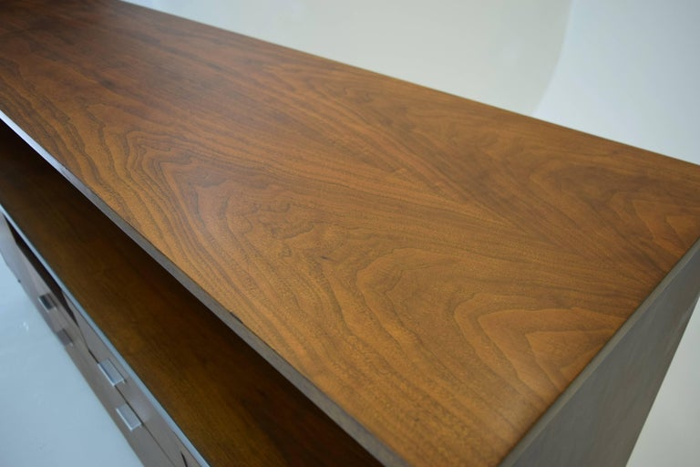 20th Century Large Credenza Cabinet by George Nelson for Herman Miller For Sale