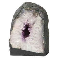 Large Crystal, Amethyst Geode Specimen