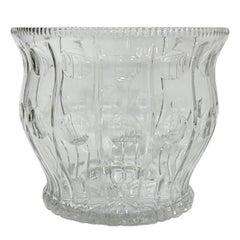 Large Crystal Flowerpot