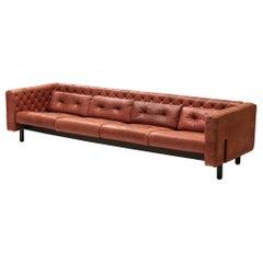 Large Custom Made Sofa by Gianfranco Frattini