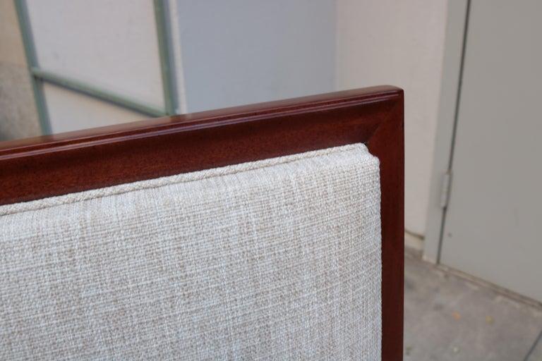 Mid-20th Century Large De Coene Fères Art Deco Desk Chair For Sale