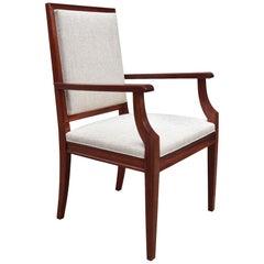 Large De Coene Fères Art Deco Desk Chair