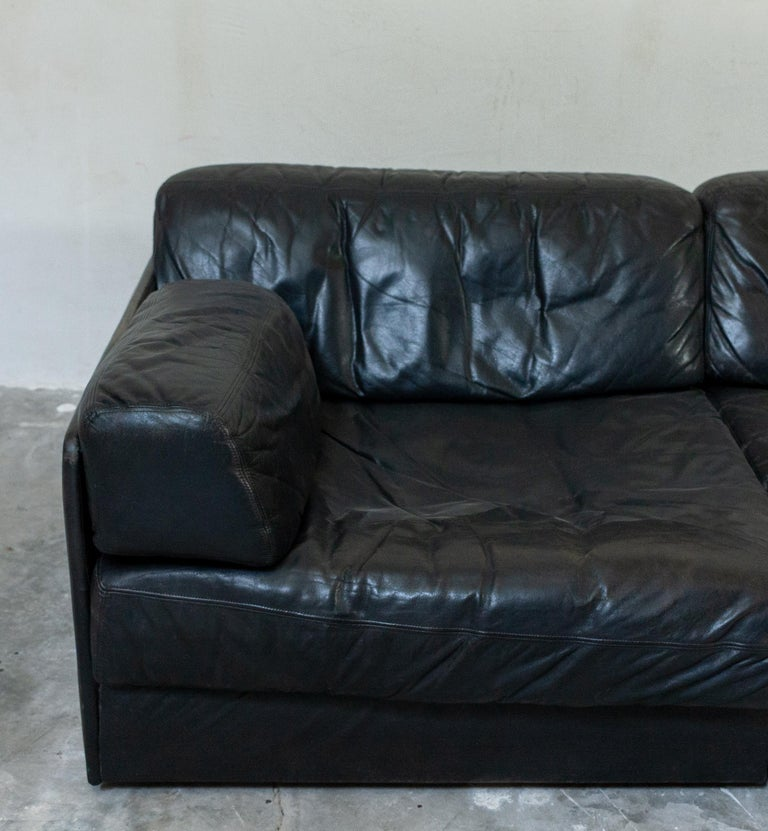 Large De Sede Modular Sofa Model DS 79 For Sale 4