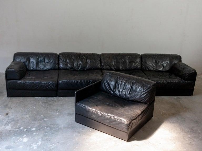 Large De Sede Modular Sofa Model DS 79 For Sale 1
